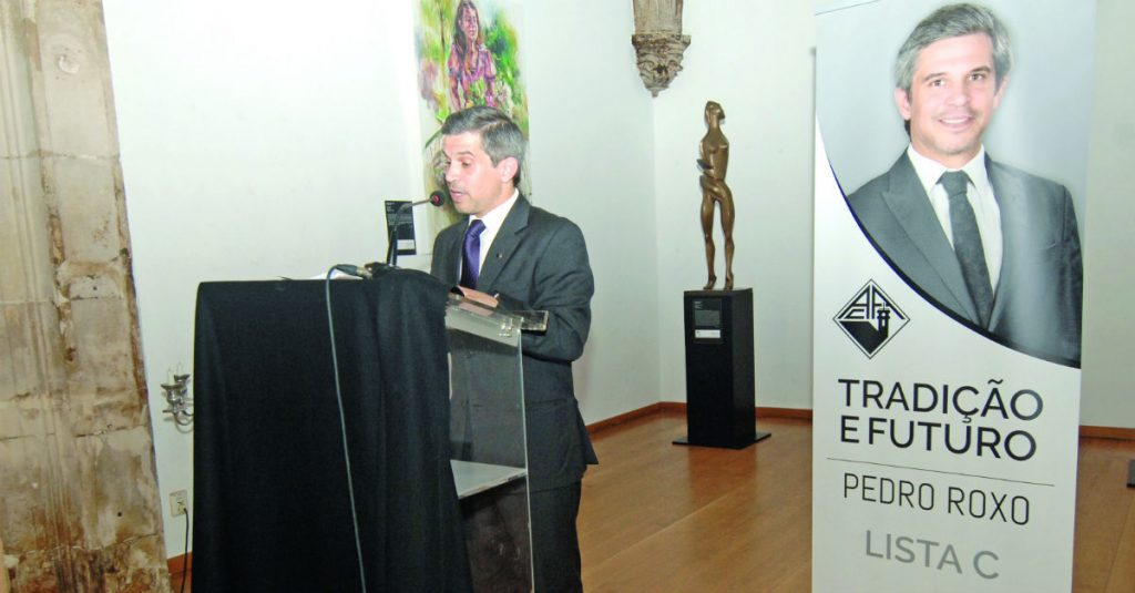 AAC / OAF Elections: Pedro Roxo presented program and promises team to fight for Europe in three years