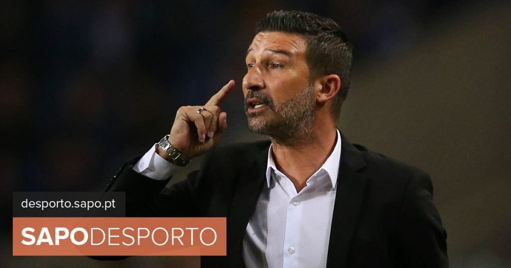"""António Folha: """"After the second goal the team fell a little bit"""""""