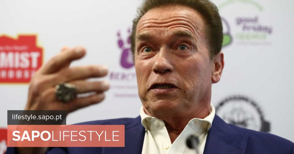Arnold Schwarzenegger Debuts As Rapper News Portugal S News