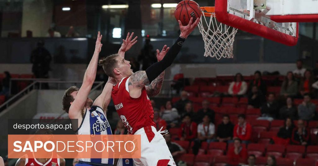 Basketball: Benfica win classic with FC Porto in the Dragon Box - Basketball