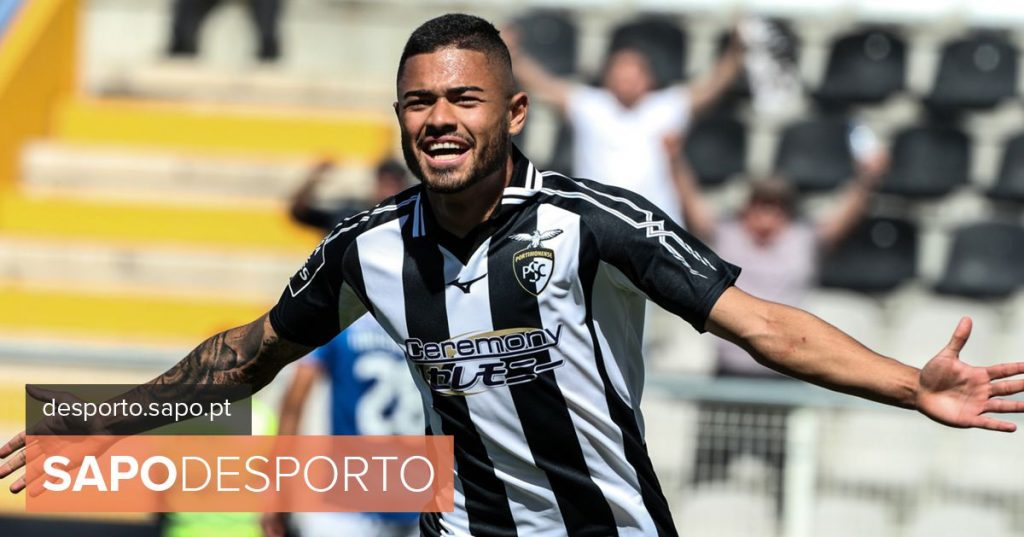 Benfica and FC Porto look to the same player - Football