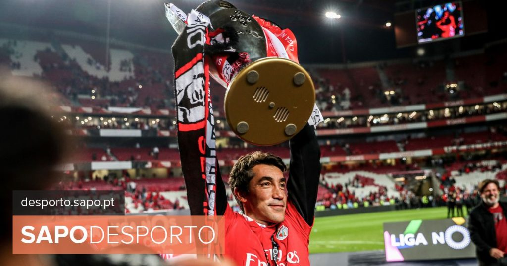 """Benfica champion: """"We have just arrived at the title, it is more than deserved"""" - Bruno Lage"""