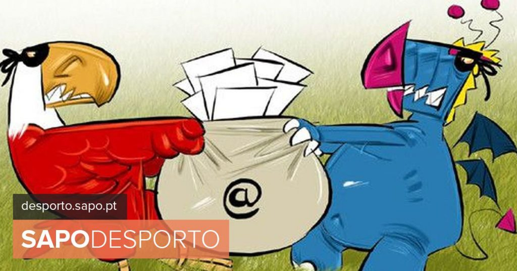 Benfica champion2019: The cartoons of the title, by the pen of Henrique Monteiro - Football