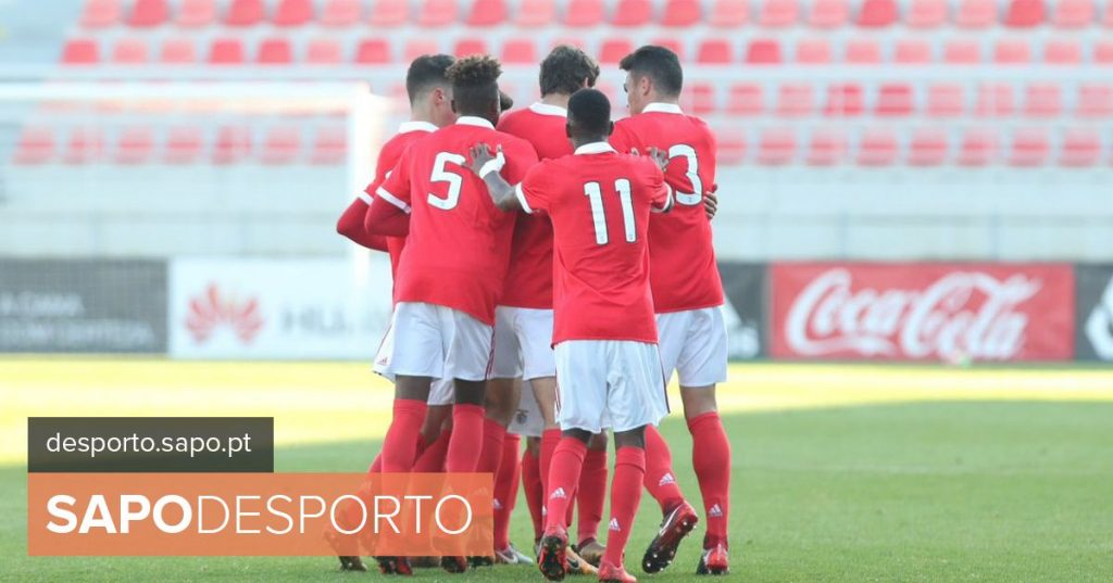 Benfica wins derby with Sporting, but the junior title remains with FC Porto - Football