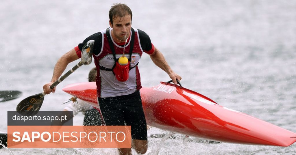 Canoe: José Ramalho and Sérgio Maciel fight for the podium in the World Cup of marathons