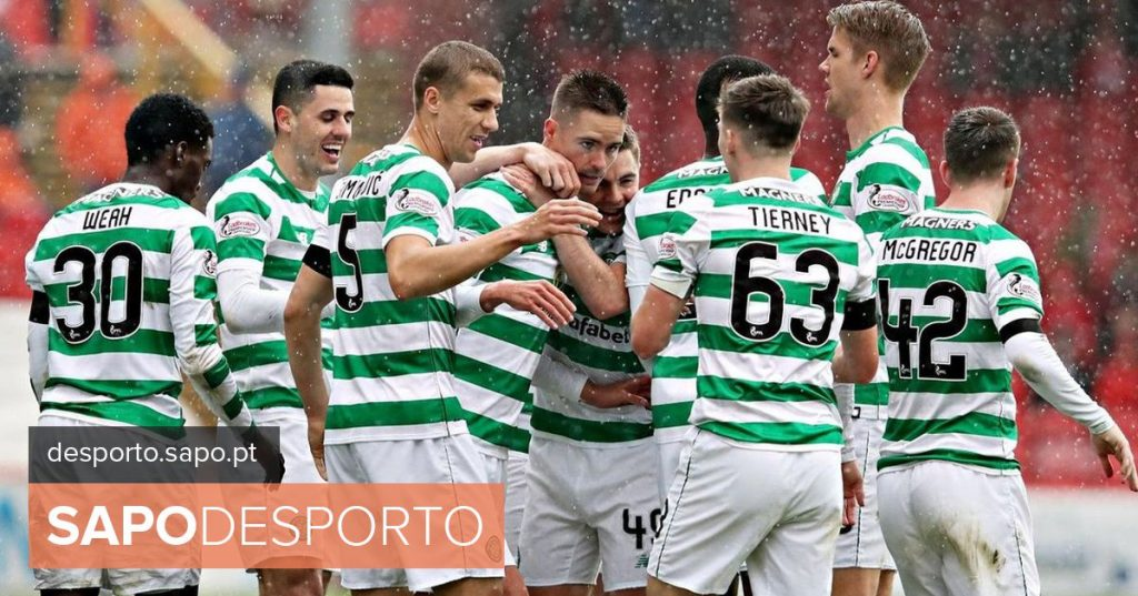 Celtic joins for the third time in a row the League Cup and the League Cup
