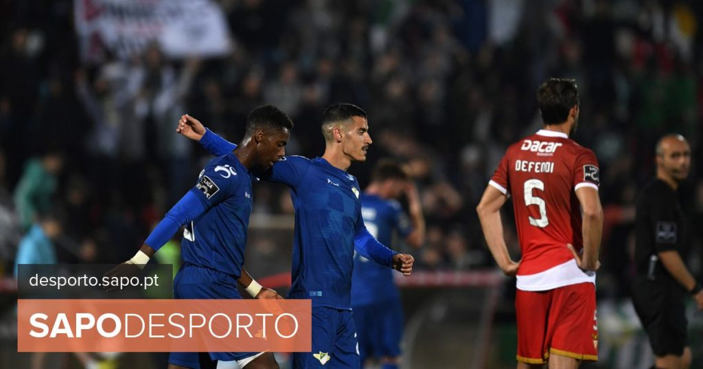 Chiquinho gives the three points to Moreirense in the Bird Village