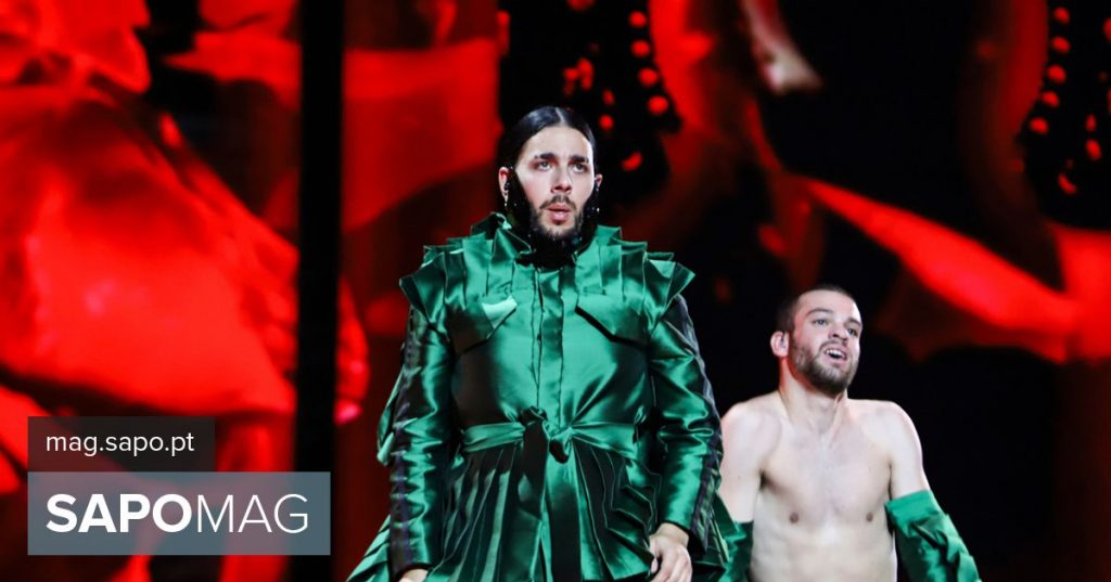 Conan Osiris debuts on Eurovision stage, but does not win press: see the essay - Showbiz