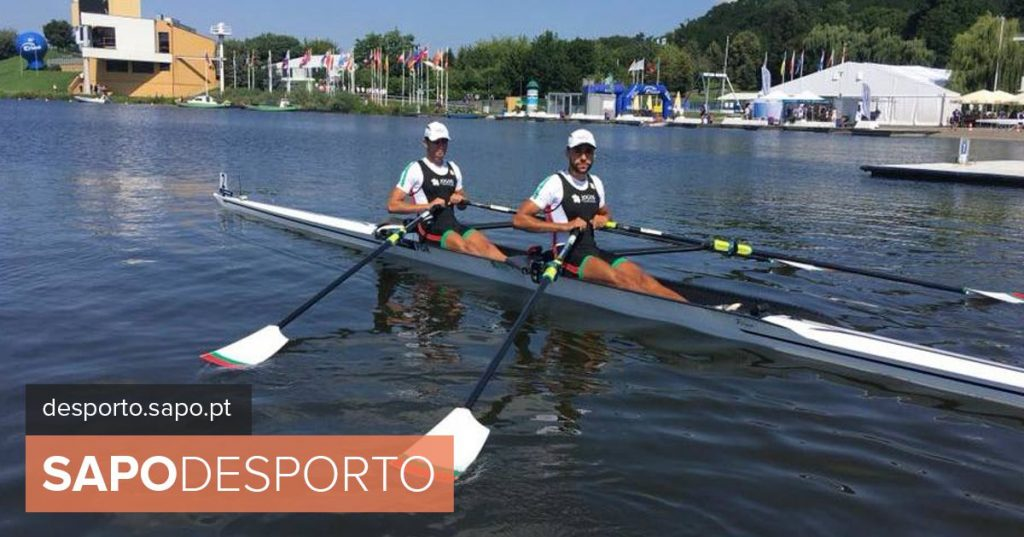 Dinis Costa wins final B of the LM1x class in the Rowing World Cup