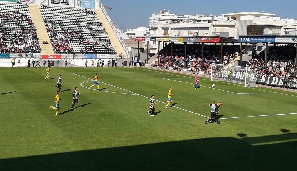 Draw between Farense and Arouca leaves everything in the bottom of the table - Diario diariOnline Região Sul