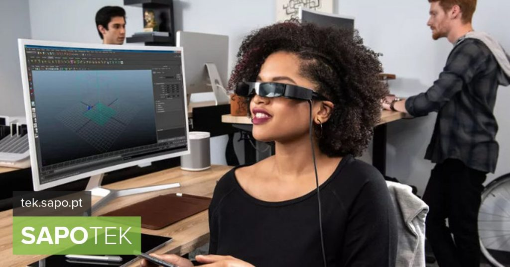 Epson to launch augmented reality glasses compatible with smartphones and PC - Computers