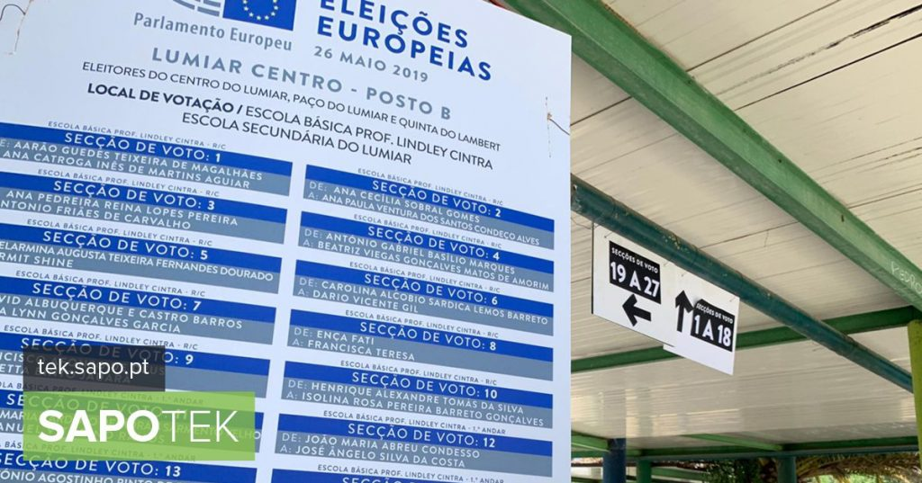 European Elections: Full names posted at polling places door, doubts and some confusion - Internet