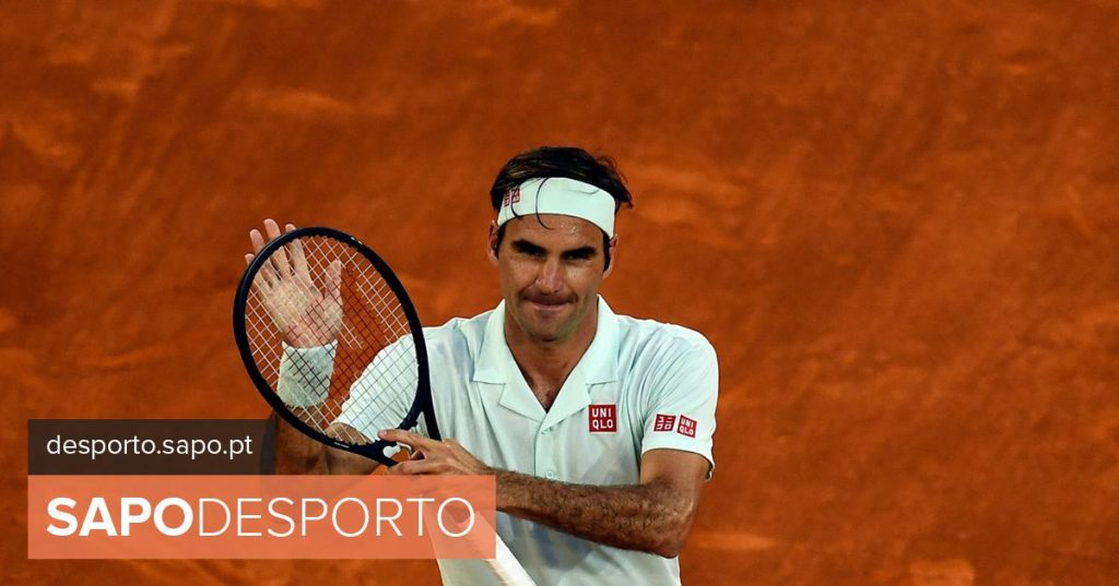 Federer falls in the Masters of Madrid against Dominic Thiem