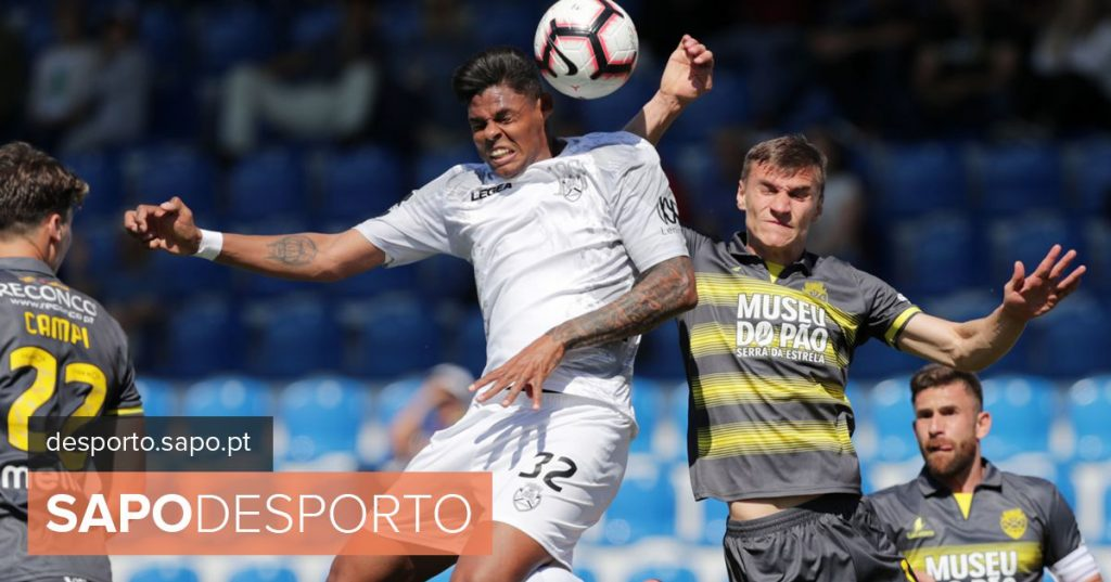 Feirense and Chaves tie in game with eight goals - I Liga