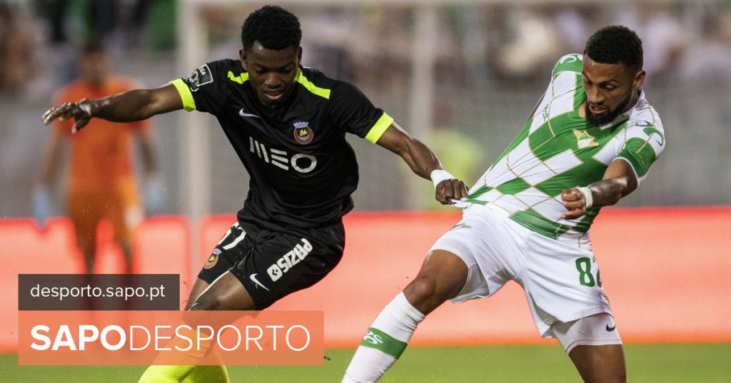 Football: Angolan Gelson Dala elected player of the year for Rio Ave