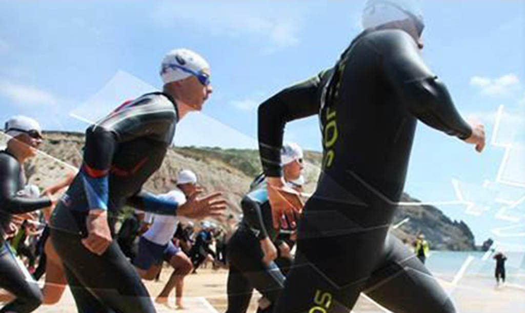 Galé is the stage of the match of the V Triathlon of Albufeira, happens this weekend - Jornal diariOnline Região Sul