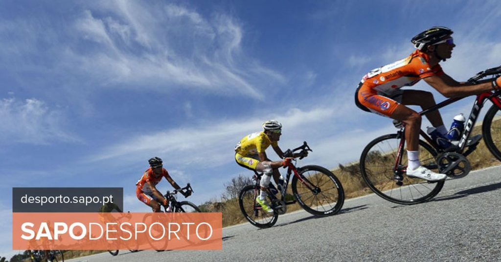 García de Mateos and Edgar Pinto in the 'top 10' of the first day of the Tour of Asturias