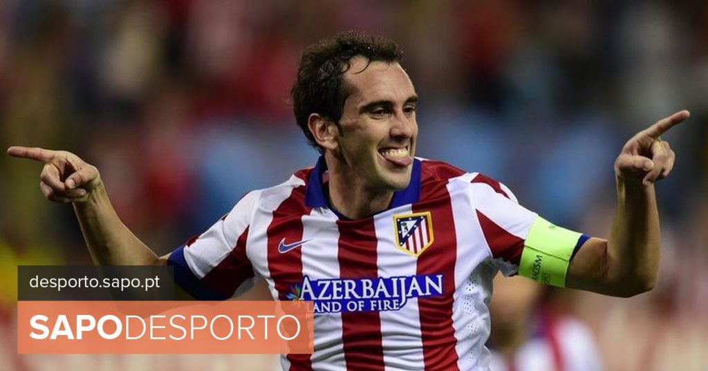 """Godín says goodbye to Atlético de Madrid: """"This is my home"""""""