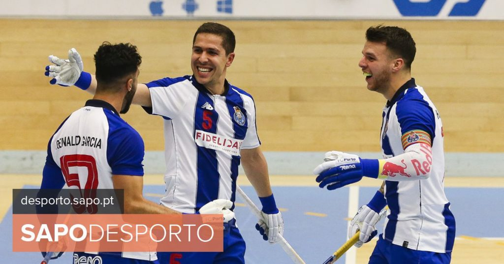 Hockey in Skates: FC Porto wins Barcelona and is in the final of the European League - Modalities