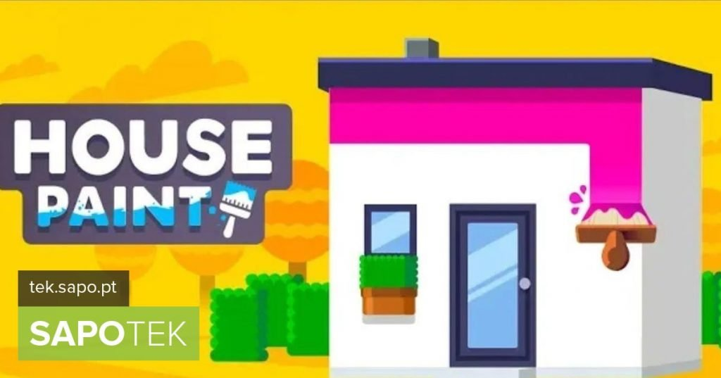 House Paint: In this game paint houses is a puzzle - Apps