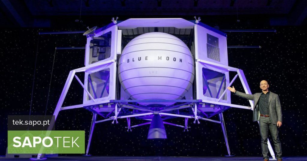 Jeff Bezos wants to put Man on the Moon in 2024 - News