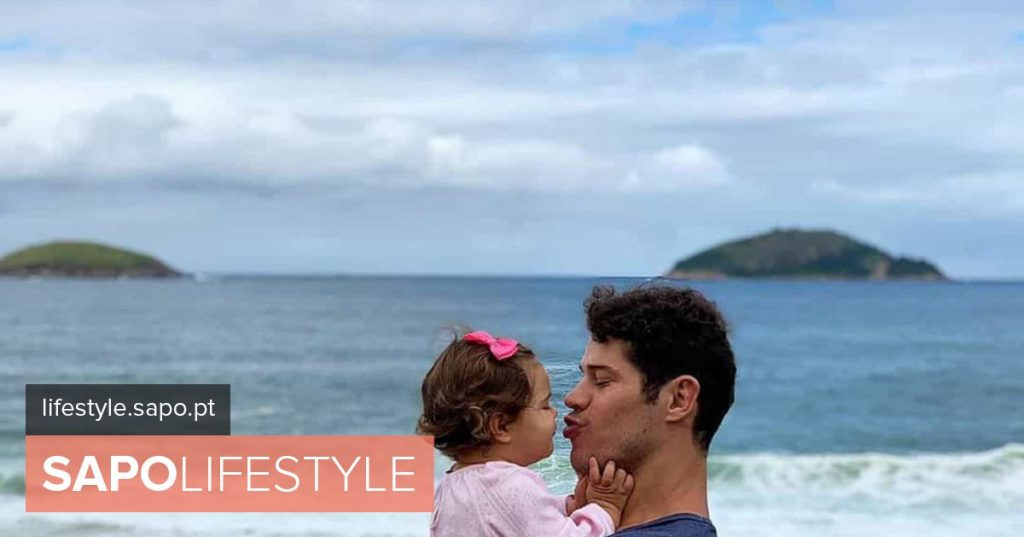 Jose Loreto 'melts' fans with moment of pure pampering with daughter - Current Affairs