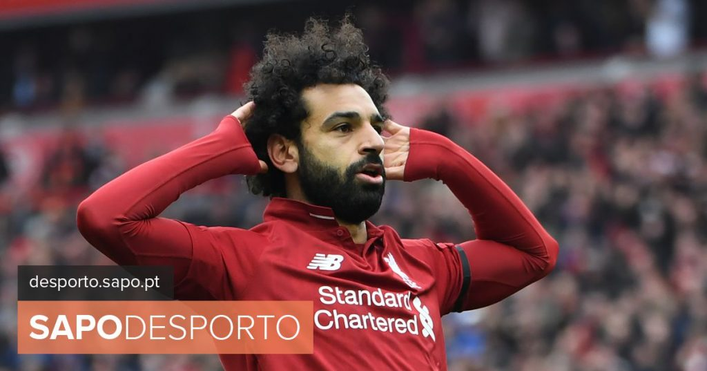 Klopp confirms Salah's absence from the game with Barcelona - Football