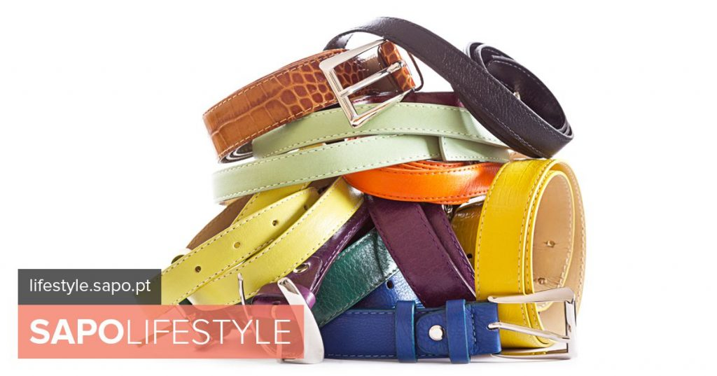 Lack of closet space? Learn how to make a belt organizer