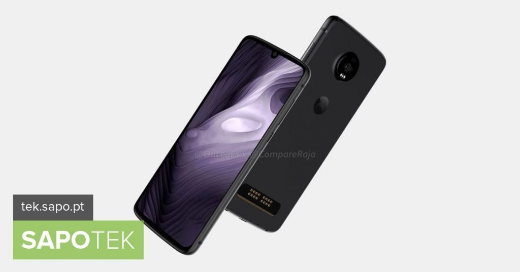 Leak: Moto Z4 will bring biometric sensor on display and support for modular elements - Equipment