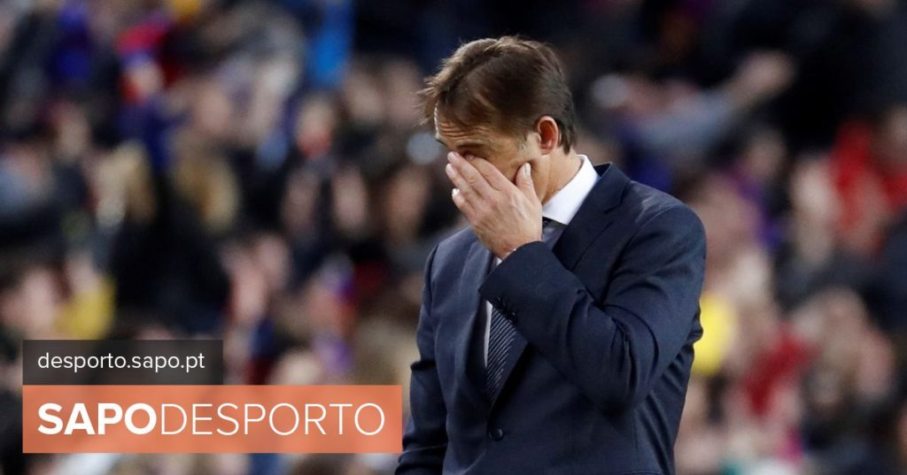 """Lopetegui: """"I did not abandon the selection, they expelled me"""""""