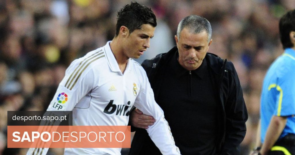 """Mourinho explains Ronaldo's longevity: """"There are players that from the mental point of view are intractable"""""""