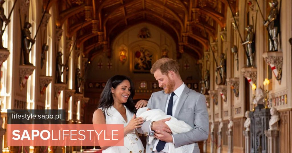 Oops! The British royalty gaffe over Harry and Meghan Markle's son - News