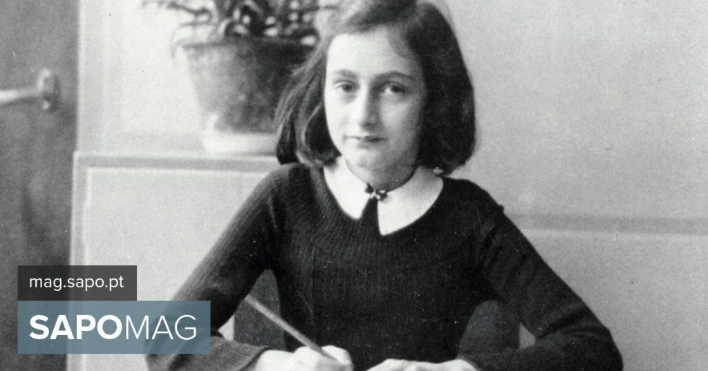 """Original and complete version of the """"Anne Frank Diary"""" published for the first time - Showbiz"""
