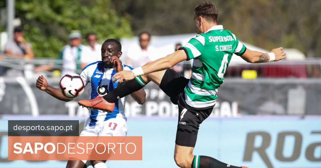 PHOTOS: The best images of the Portuguese Cup final between Sporting and FC Porto - Taça de Portugal