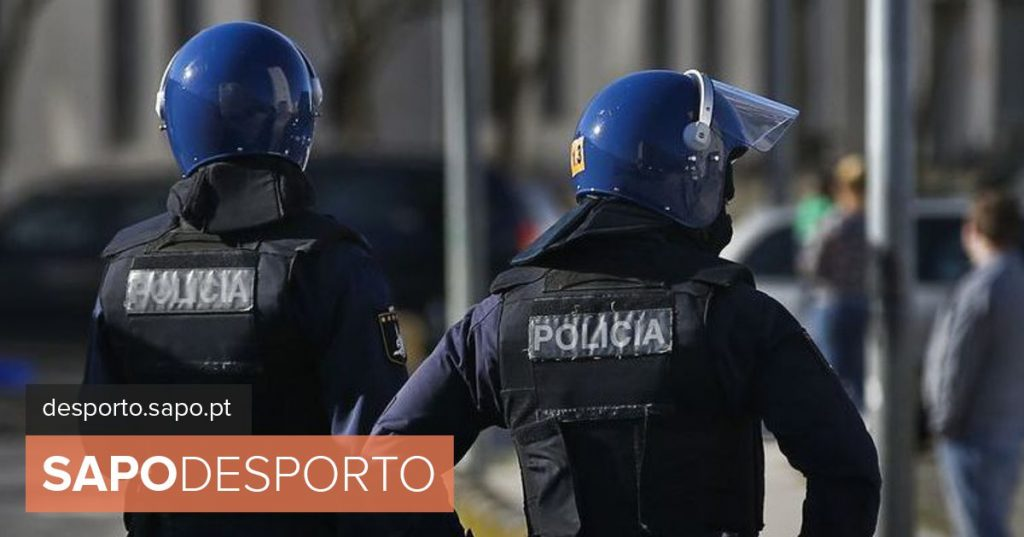 PSP of Lisbon makes 53 arrests, 39 related to football celebrations