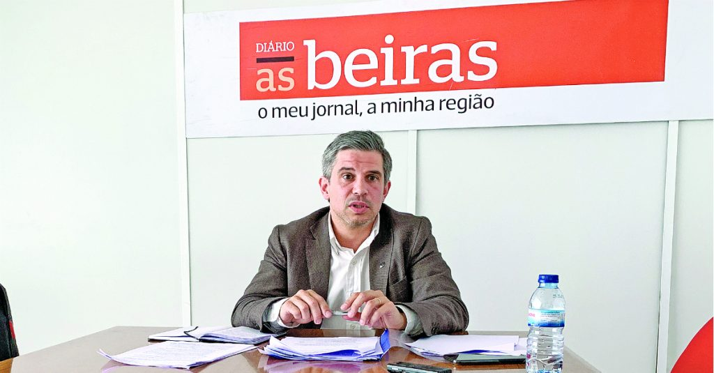 """Pedro Roxo - """"Partner is tool to fulfill our project"""""""