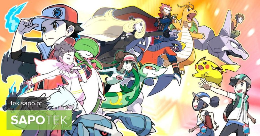 Pokémon Masters appeals to nostalgia for the meeting of well-known trainers of the series - Computers