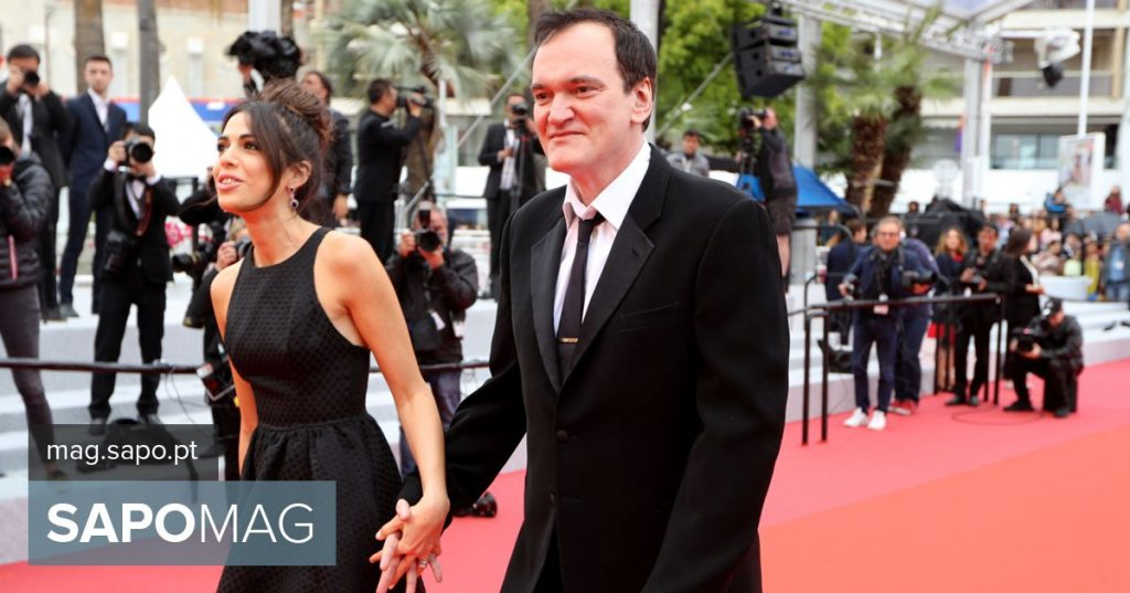 Quentin Tarantino appears in advance and surprise in Cannes - News