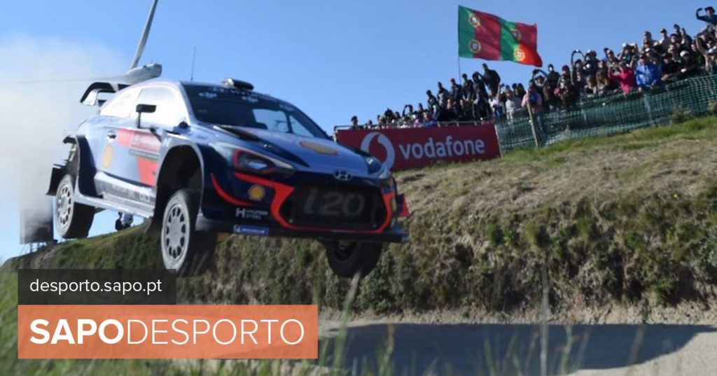 Rally Portugal: Public pleased to see the race again in the region of Coimbra