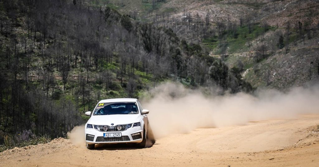 Rally Portugal: Safety of pilots and forest fires are concerns of Civil Protection
