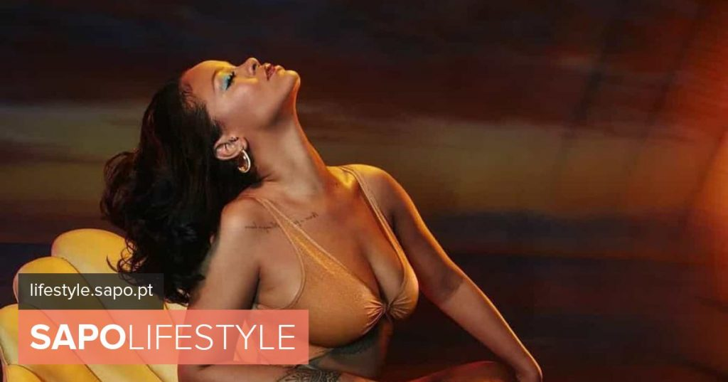 Rihanna to 'give everything' in sensual photography of lingerie - News
