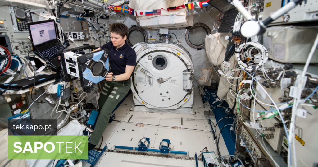 Robot astronaut assistant makes the first hardware tests - Computers