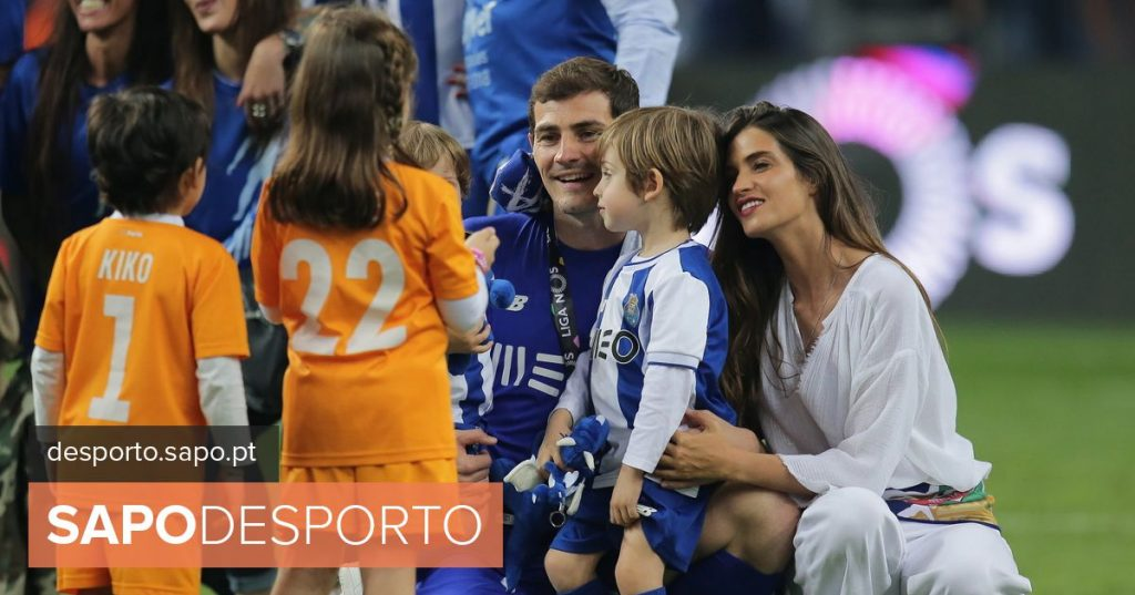 """Sara Carbonero clarifies the situation of Casillas: """"It will be a few more days"""""""