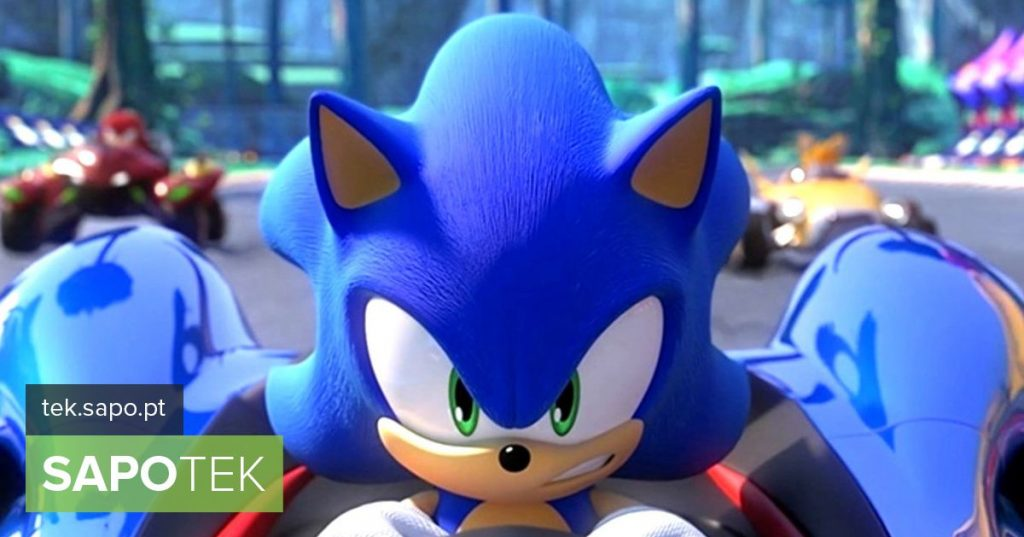 Sonic accelerates in new car racing game - Multimedia