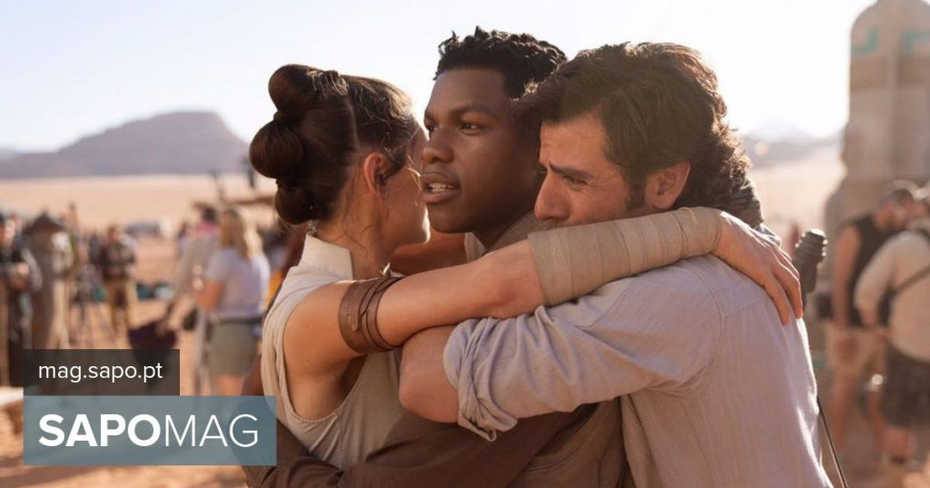 Star Wars: Vanity Fair reveals first images of the end of the Skywalker saga