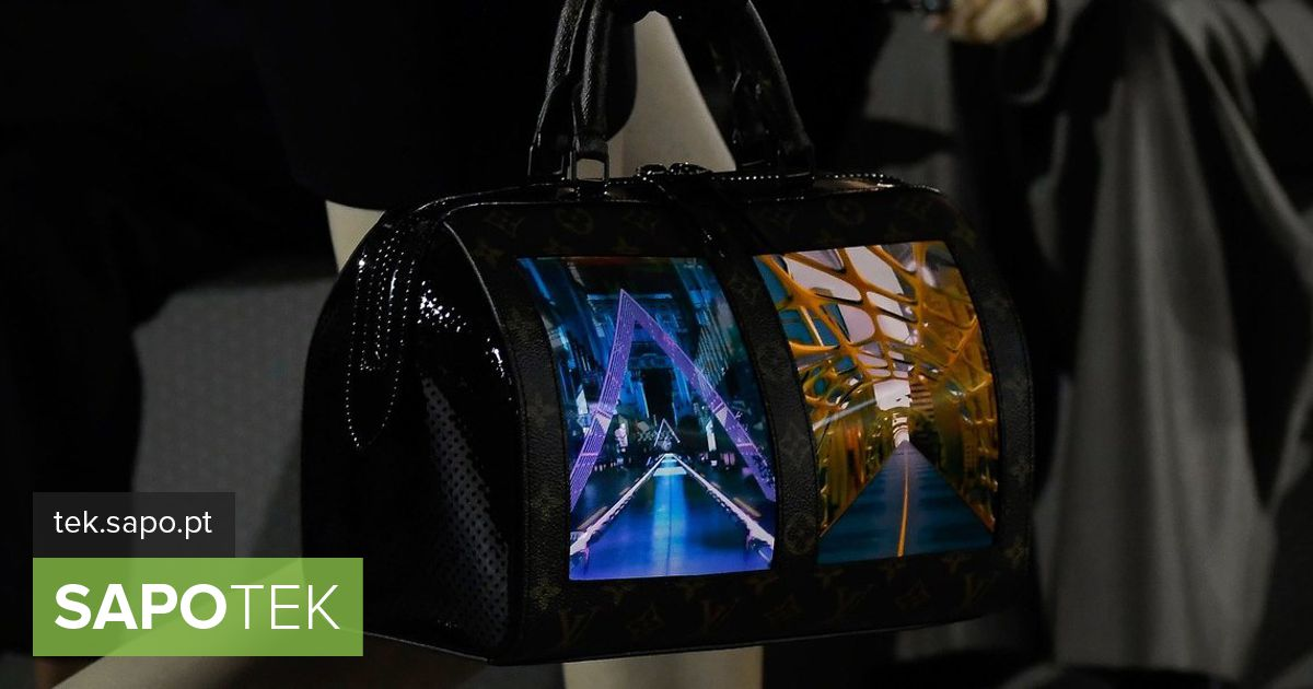 Technology And Haute Couture Blend Into
