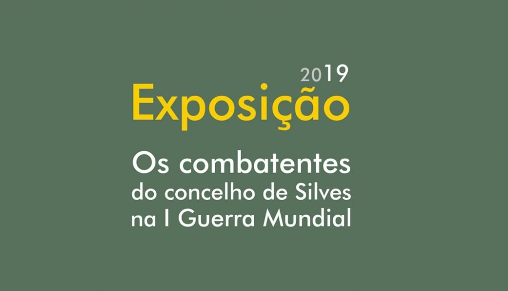 The fighters of the county of Silves in World War I are shown in the parishes of the county - Jornal diariOnline Região Sul