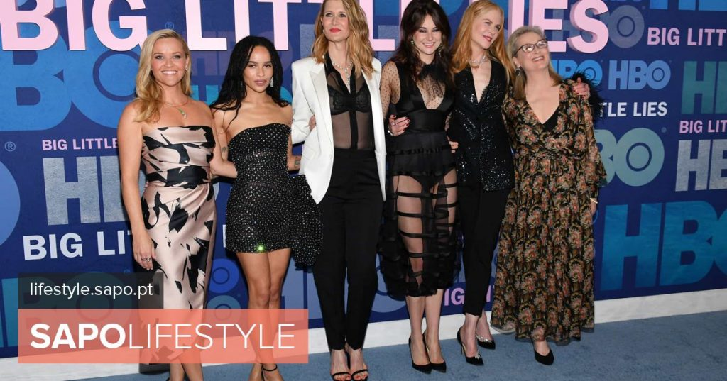 The looks paraded in the season premiere of Big Little Lies & # 039;