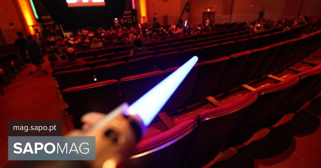 """Today is the day of """"Star Wars"""": the story of a fan who manufactures his own lightsabers - Actuality"""