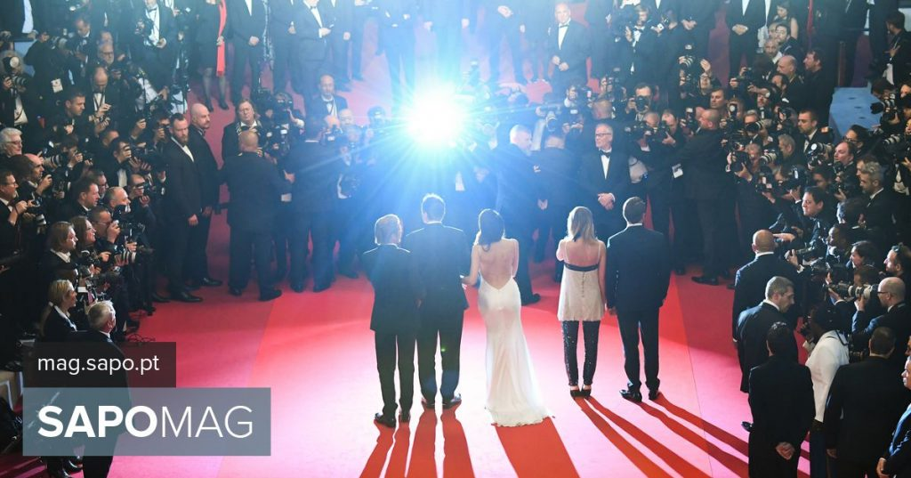 """Triumph: Tarantino stirs Cannes with """"Once upon a time ... Hollywood"""""""